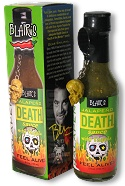 Blair's Jalapeño Death Sauce with Tequila
