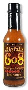 Bigfat's 6o8 Pineapple Habanero Pepper Sauce