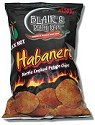 Blair's Habanero Potato Chips